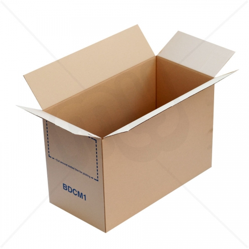 Corrugated Storage Box x 10pcs