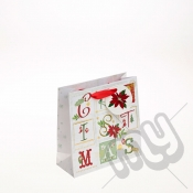 Advent Calendar Christmas Gift Bag - Small x 1pc