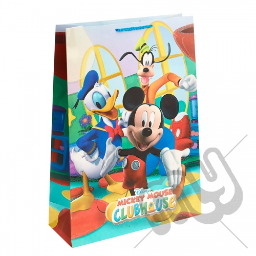 Mickey Mouse Clubhouse Gift Bag - Extra Large x 1pc