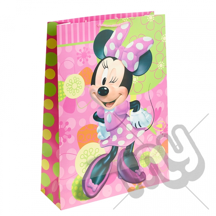 Minnie mouse gift bag extra large x 1pc my carrier bag for minnie mouse gift bag extra large x 1pc negle Choice Image