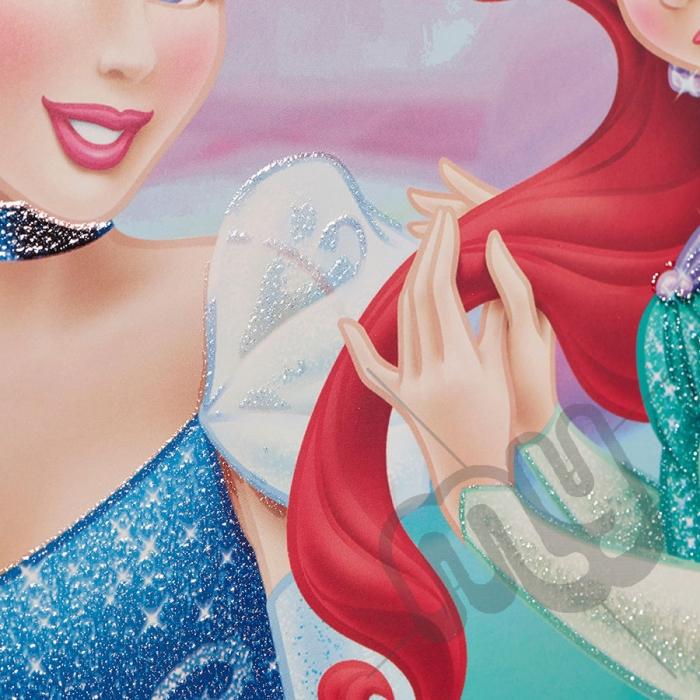 Ariel Amp Cinderella Gift Bag Extra Large X 1pc My