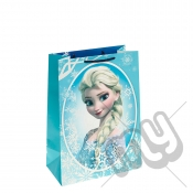 Queen Elsa Portrait Gift Bag - Large x 1pc