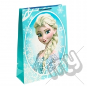 Queen Elsa Portrait Gift Bag - Extra Large x 1pc