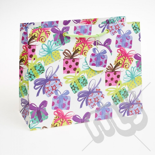 Gift Design Luxury Gift Bag - Large x 1pc