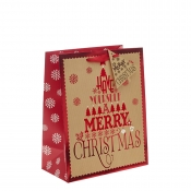 Have Yourself a Merry Christmas Gift Bag – Large x 1pc