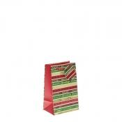 Season's Greetings Christmas Gift Bag – Small x 1pc