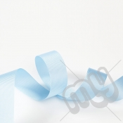 Sky Blue Grosgrain Ribbon 15mm x 20 metres