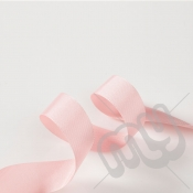 Pink Grosgrain Ribbon 25mm x 20 metres