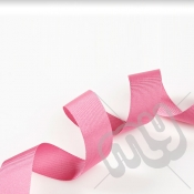 Fuschia Pink Grosgrain Ribbon 10mm x 20 metres