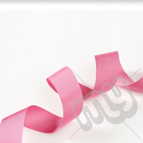 Fuschia Pink Grosgrain Ribbon 15mm x 20 metres