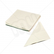 White Disposable Napkins 30 x 30cm x 500pcs