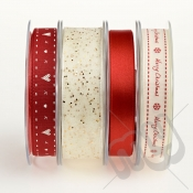 Christmas Ribbon, For Her - 16metres
