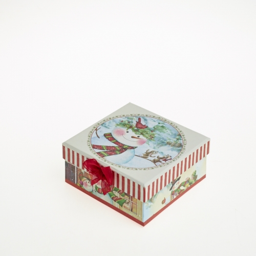 Mr Snowman Christmas Gift Boxes - XSmall