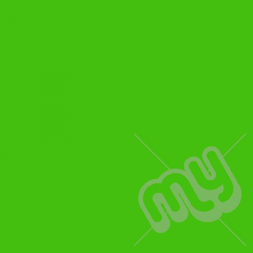 Lime Green Tissue Paper - ½ Half Ream
