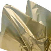 Gold Tissue Paper - 4 Sheets