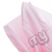 Baby Pink Tissue Paper - 6 Sheets