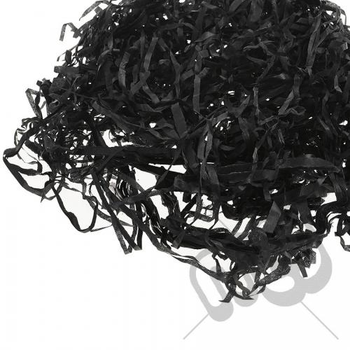 Black Shredded Tissue Paper - 42 Grams