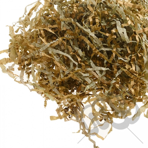 Metallic Gold Shredded Tissue Paper - 42 Grams