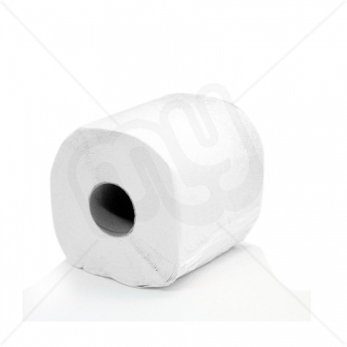 White Centrefeed Rolls x 6rolls