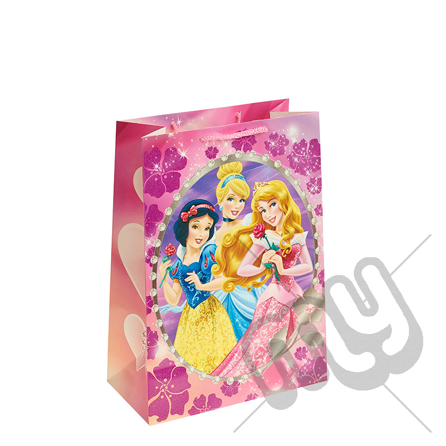 Sleeping Beauty Snow White Amp Cinderella Gift Bag Large
